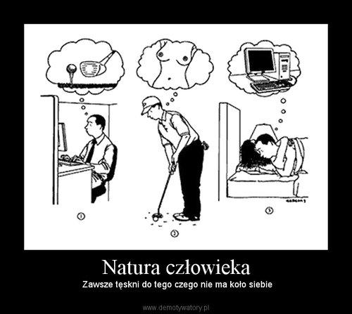 Natura człowieka