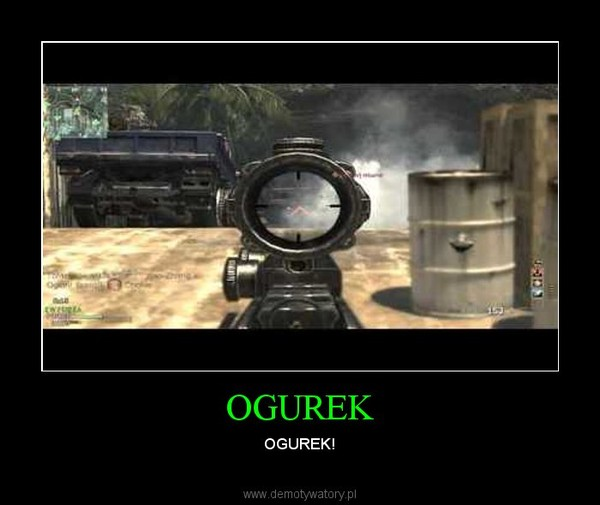 OGUREK – OGUREK!