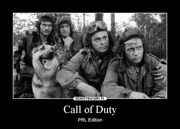 Call of Duty – PRL Edition