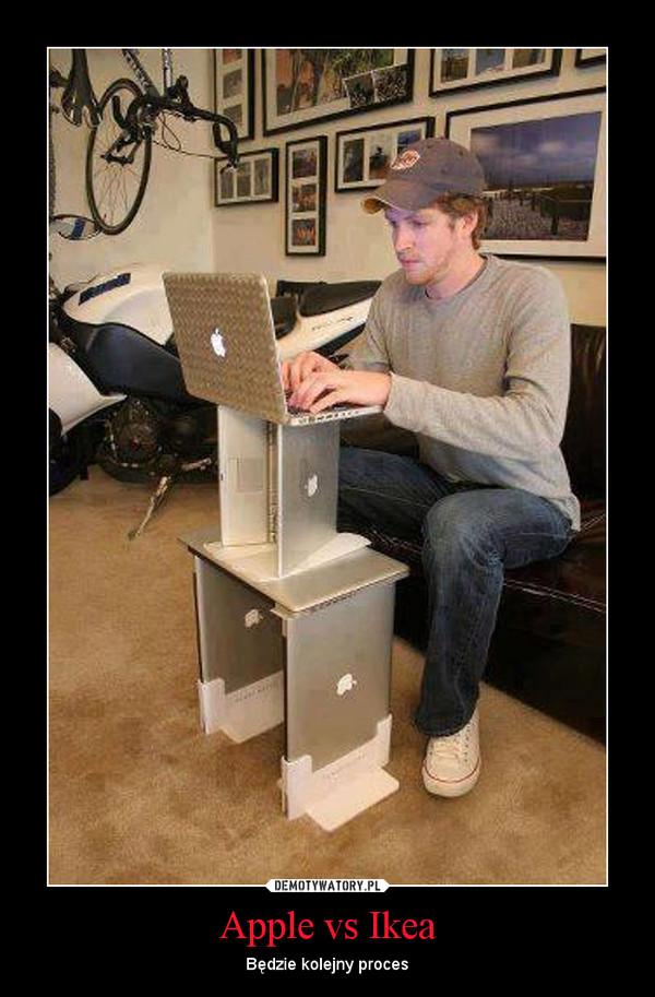 Apple vs Ikea – Będzie kolejny proces