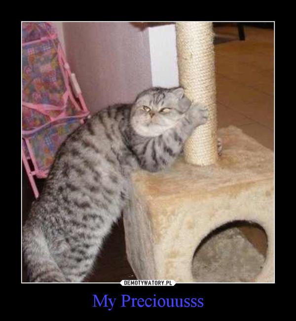 My Preciouusss –