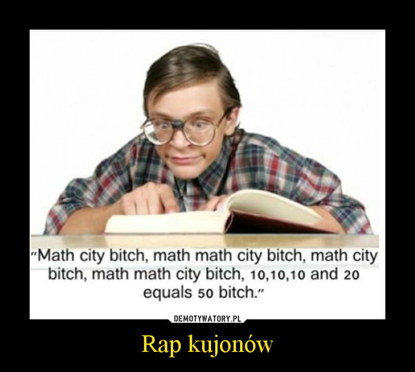 Rap kujonów –