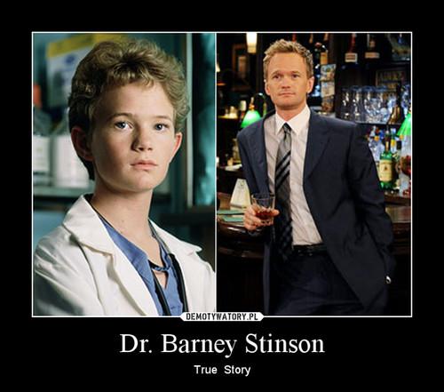 Dr. Barney Stinson