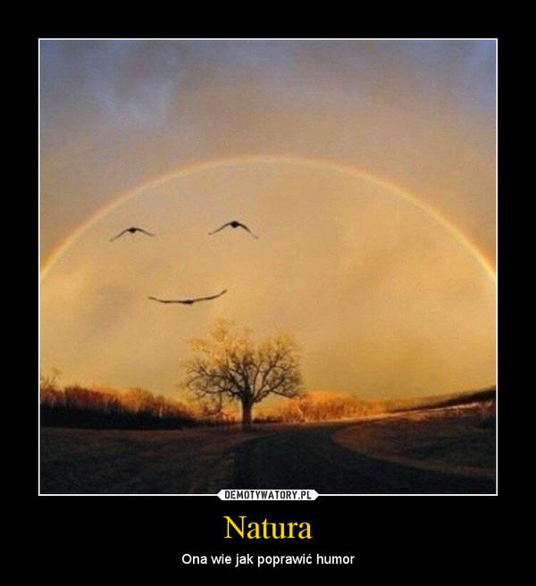 Natura – Ona wie jak poprawić humor