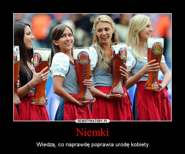 Niemki – Wiedzą, co naprawdę poprawia urodę kobiety