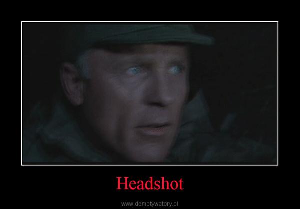 Headshot –