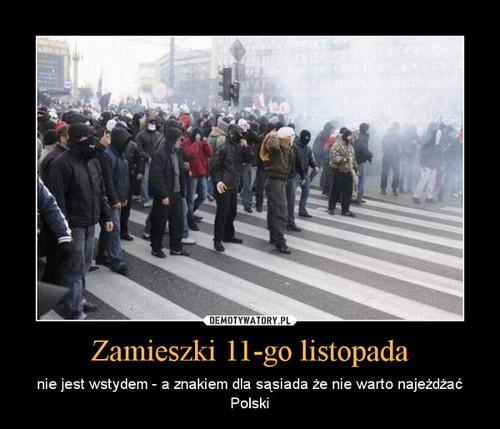 Zamieszki 11-go listopada