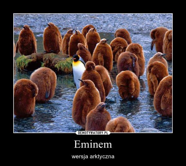 Eminem – wersja arktyczna
