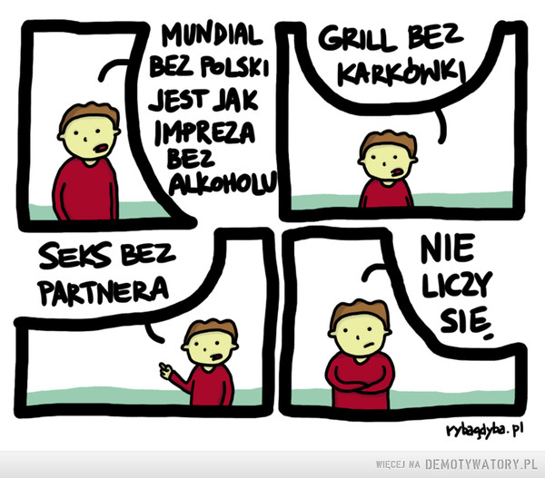 Mundial bez Polski –