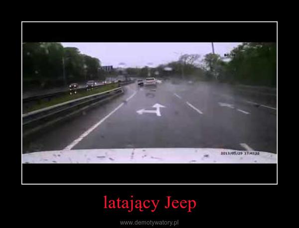 latający Jeep –