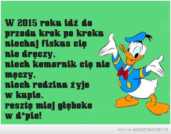 Życzenia noworoczne –