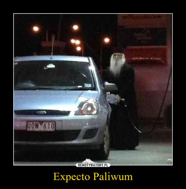Expecto Paliwum –
