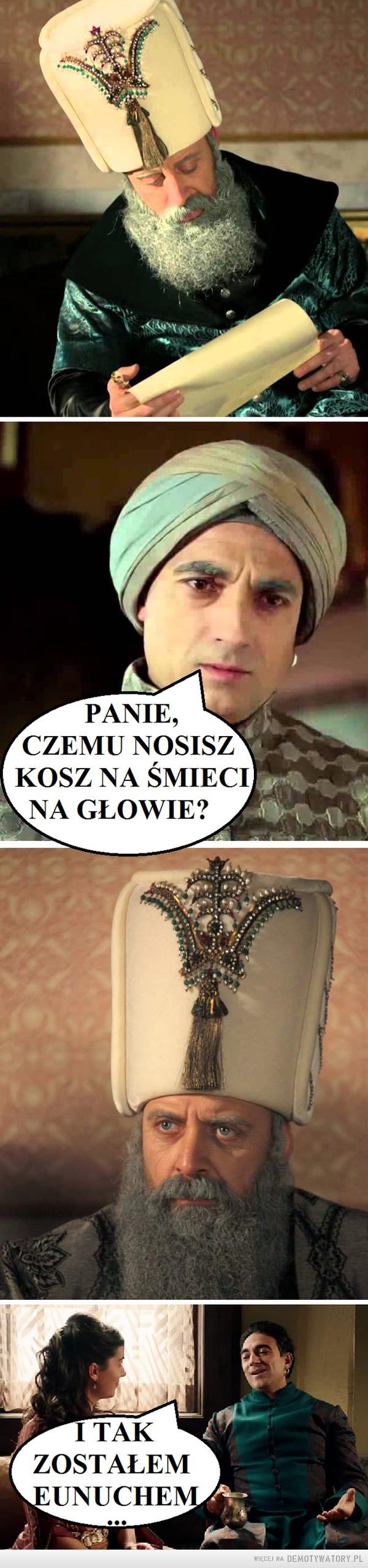Turecka telenowela propagandowa Wspaniałe stulecie w polskiej telewizji publicznej –