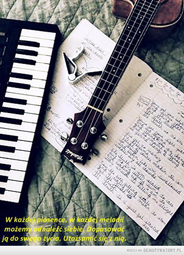 Muzyka z głębi duszy. –