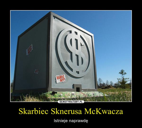 Skarbiec Sknerusa McKwacza