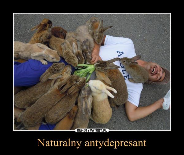 Naturalny antydepresant –