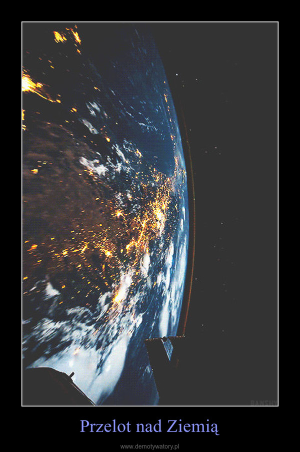 Przelot nad Ziemią –