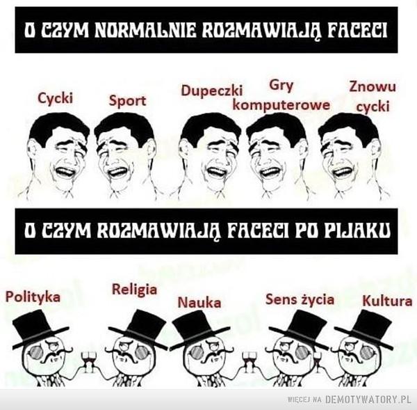 Rozmowy facetów –