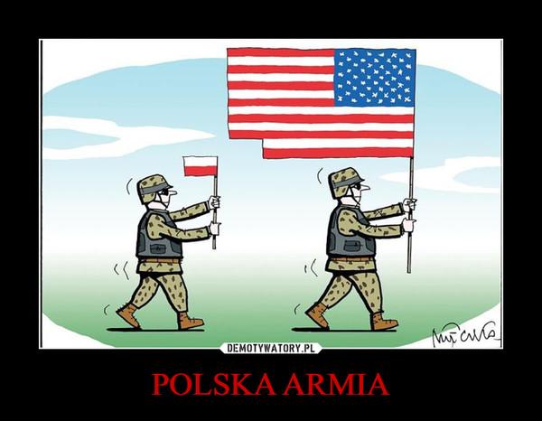 POLSKA ARMIA –