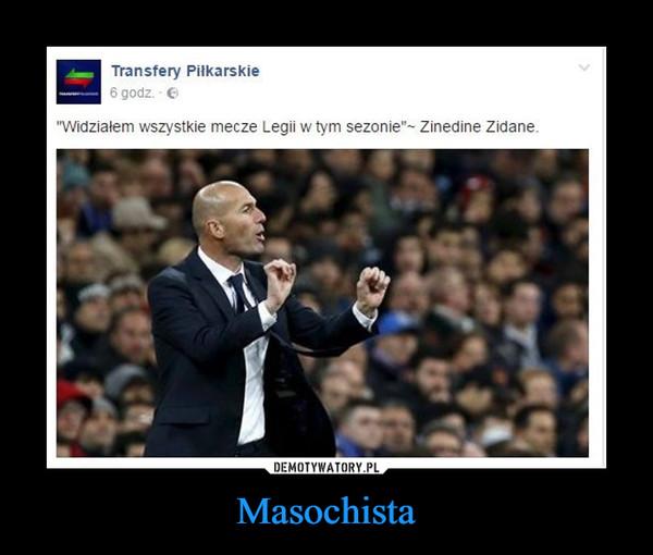 Masochista –