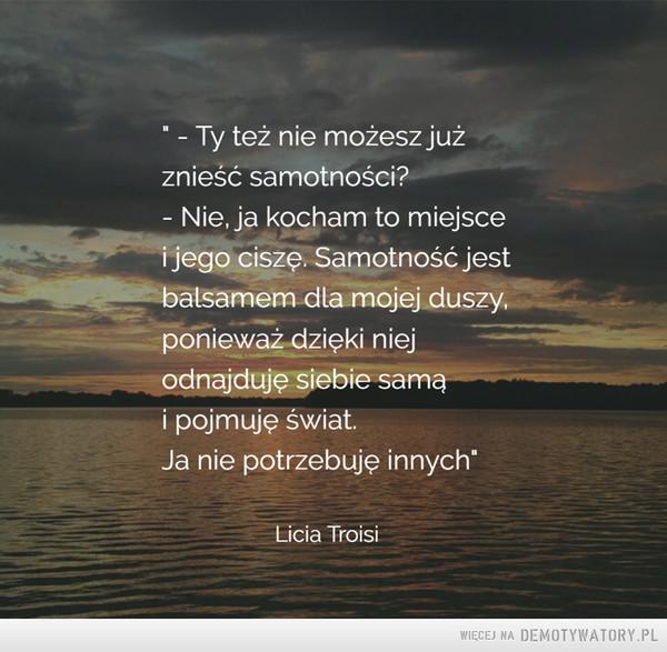 Licia Troisi –