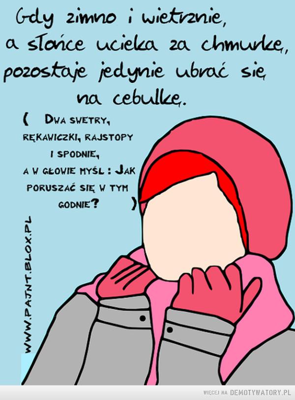 Zimowa poezja –