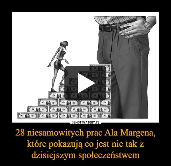 28 niesamowitych prac Ala Margena, które pokazują co jest nie tak z dzisiejszym społeczeństwem –