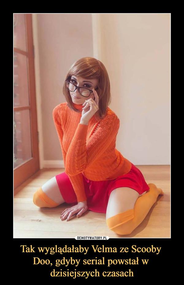 Tak wyglądałaby Velma ze Scooby Doo, gdyby serial powstał w dzisiejszych czasach –