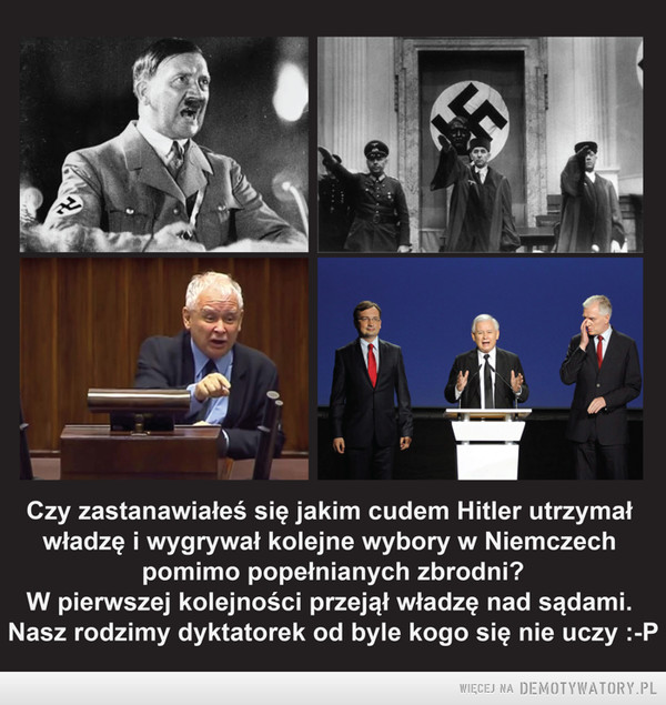Kaczorek Dyktatorek –