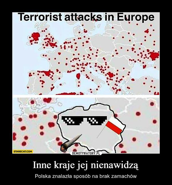 Inne kraje jej nienawidzą – Polska znalazła sposób na brak zamachów