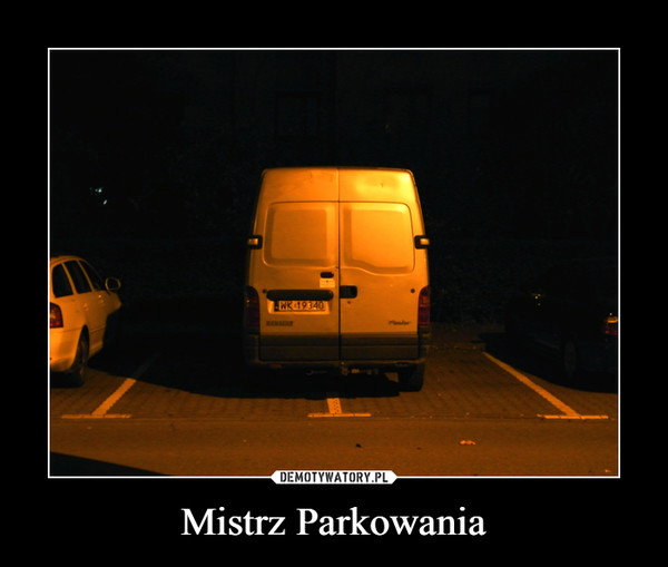 Mistrz Parkowania –