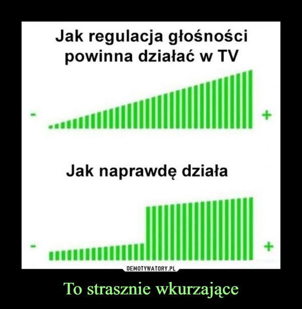 To strasznie wkurzające –  Jak regulacja głośności powinna działać w TV Jak naprawdę działa