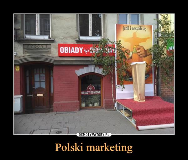 Polski marketing –