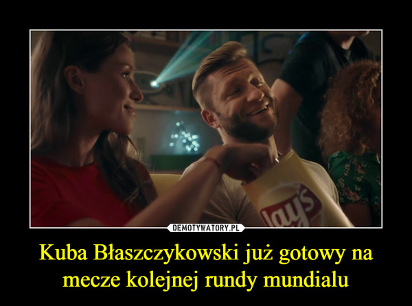 Kuba Błaszczykowski już gotowy na mecze kolejnej rundy mundialu –