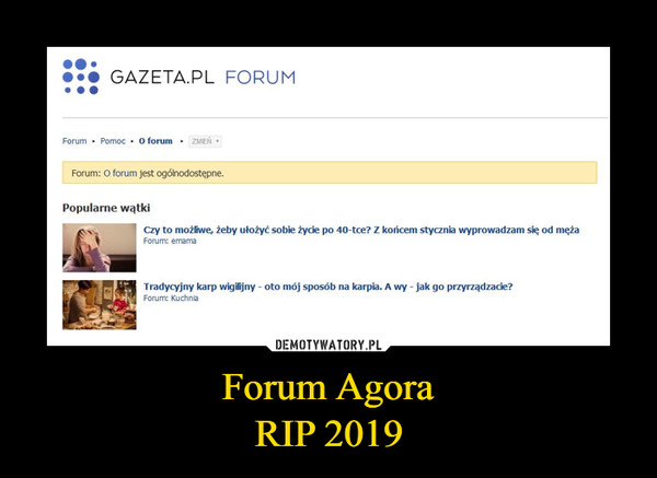 Forum AgoraRIP 2019 –