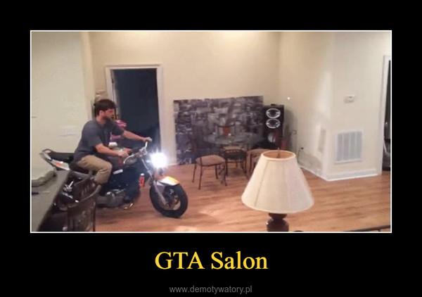 GTA Salon –