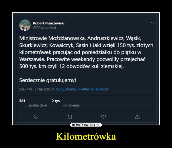 Kilometrówka –