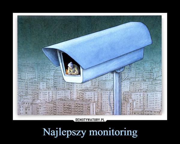Najlepszy monitoring –