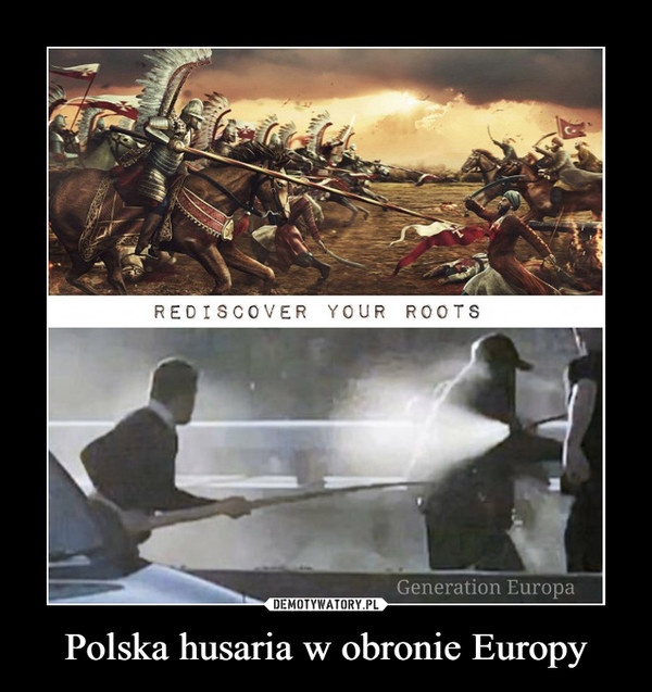 Polska husaria w obronie Europy –