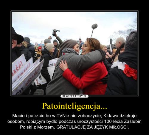 Patointeligencja...