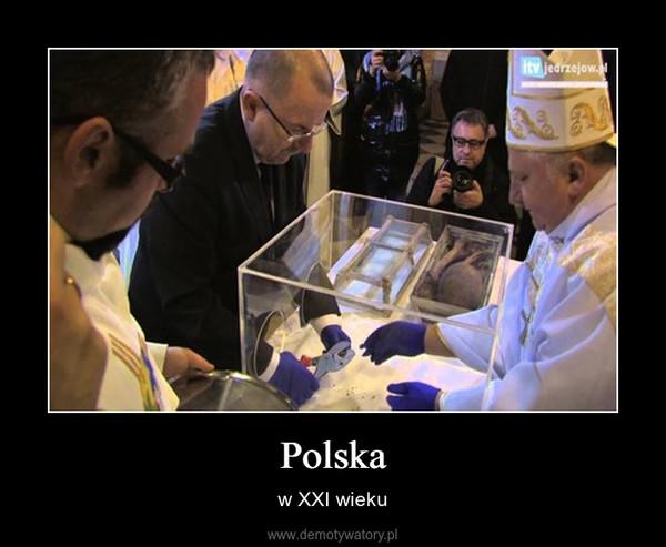 Polska – w XXI wieku