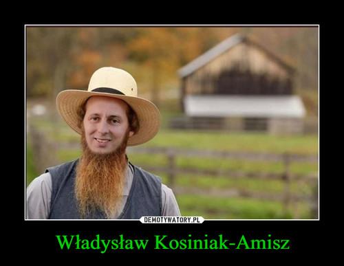 Władysław Kosiniak-Amisz
