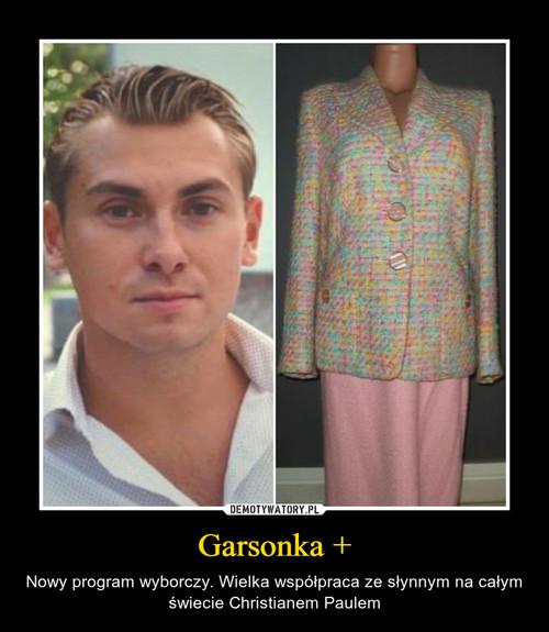 Garsonka +