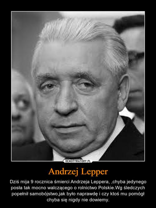 Andrzej Lepper
