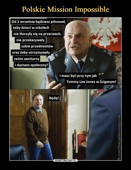 Polskie Mission Impossible