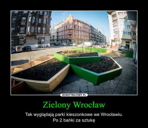 Zielony Wrocław