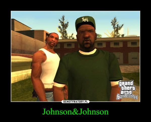 Johnson&Johnson –