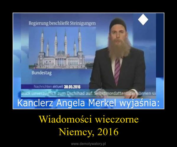 Wiadomości Niemcy